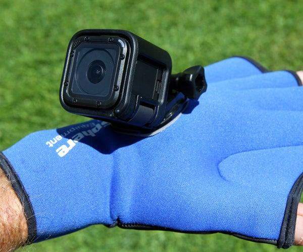 Go Pro 4 Surf Glove