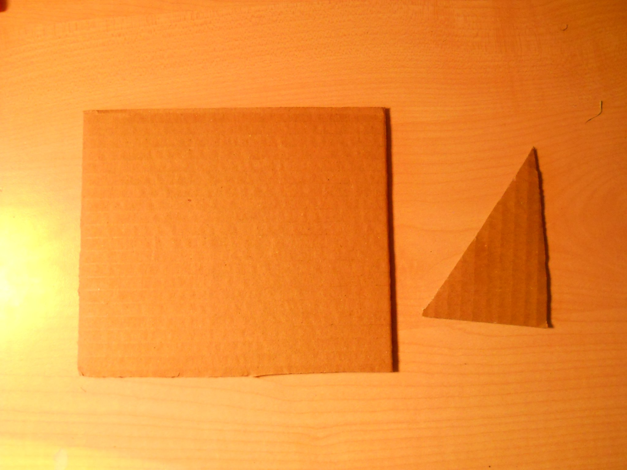 Picture of Cardboard Support