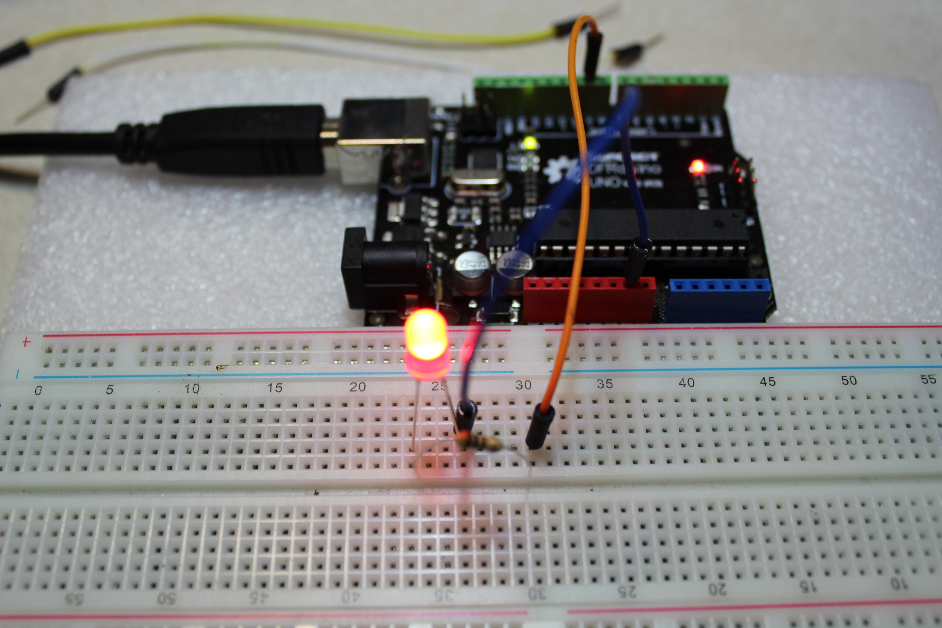 Picture of Arduino SOS Beacon