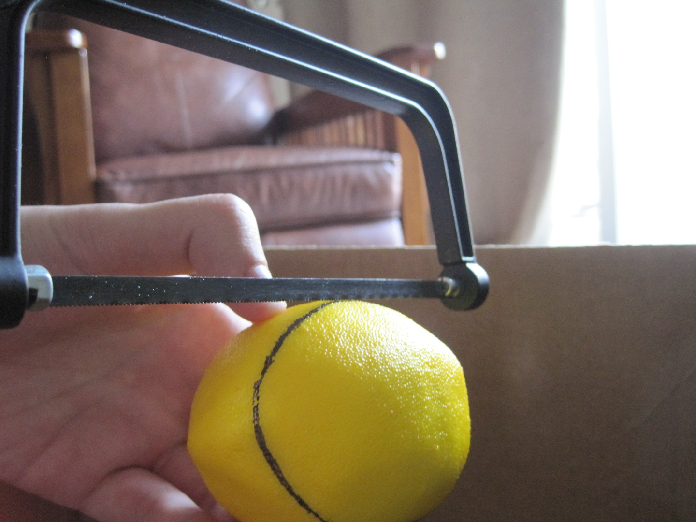 Picture of Cut the Lemon