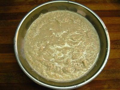 Preparation of Coconut Paste Step 2