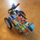 LEGO BitBot - BLE Controlled Rover