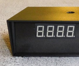 Outdoor Thermometer (7-Segment With Bar Graph Display)