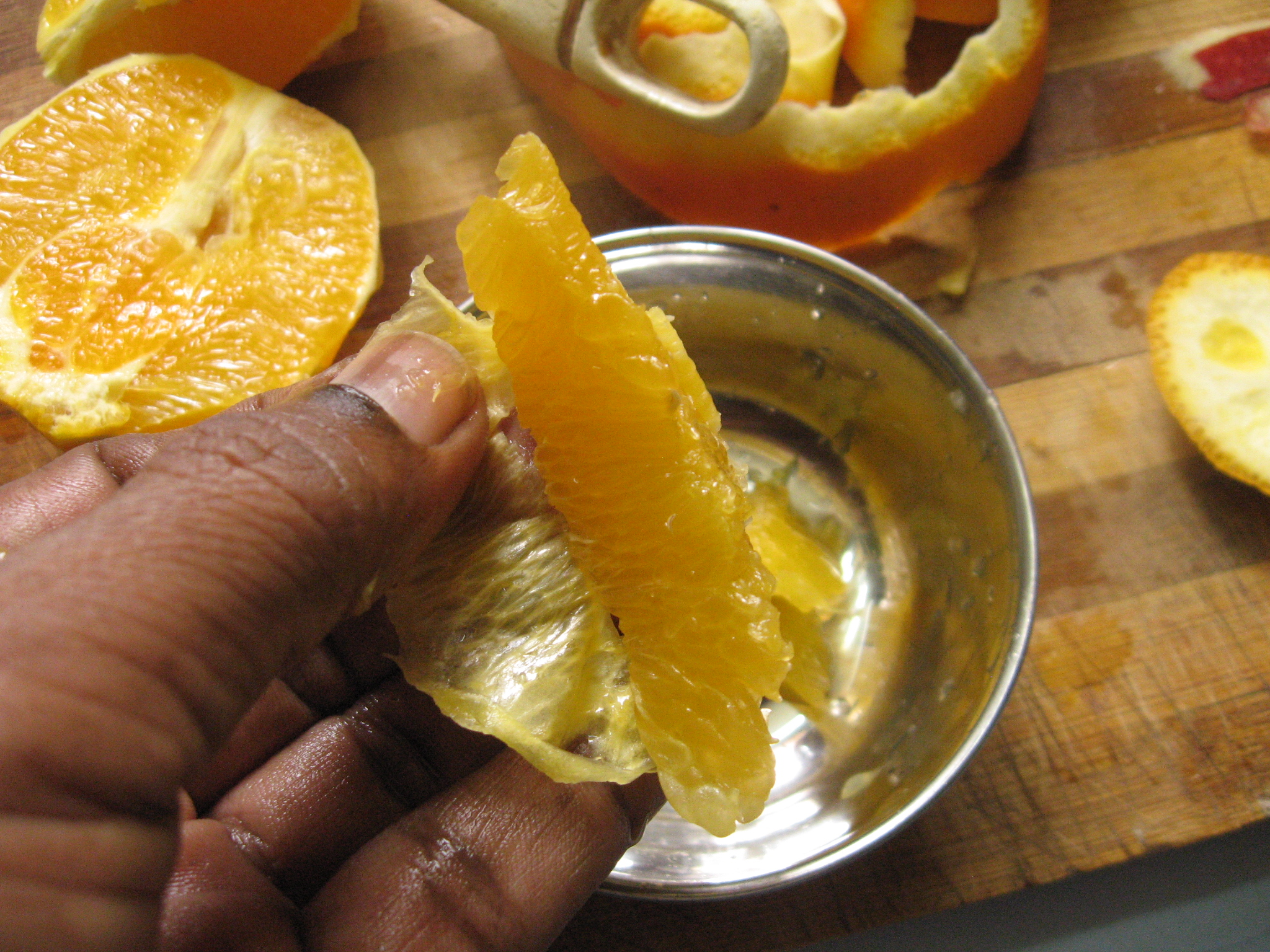 Picture of Collect Sweet Orange Pulp