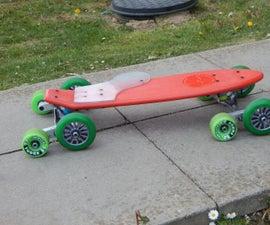 Multi Terrain Penny Skateboard Cruiser