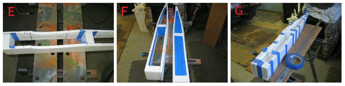 Picture of Fuselage 1 - Cutting and Gluing