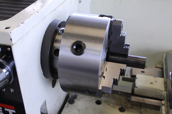How to Change Chuck on Jet Lathe