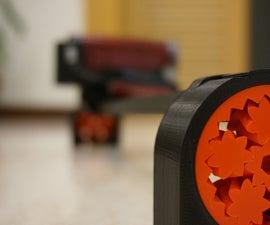 Fully 3D Printed Camera Slider (Manual/Automated)