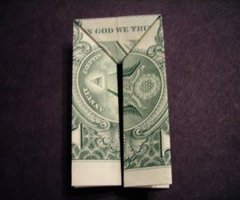 How to Fold Dollar Bill Pants