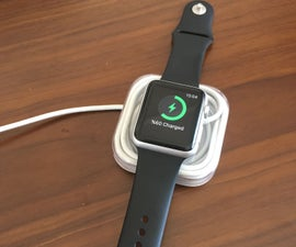 Apple Watch Charger Box