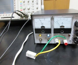 DIY Analog Variable Bench Power Supply W/ Precision Current Limiter