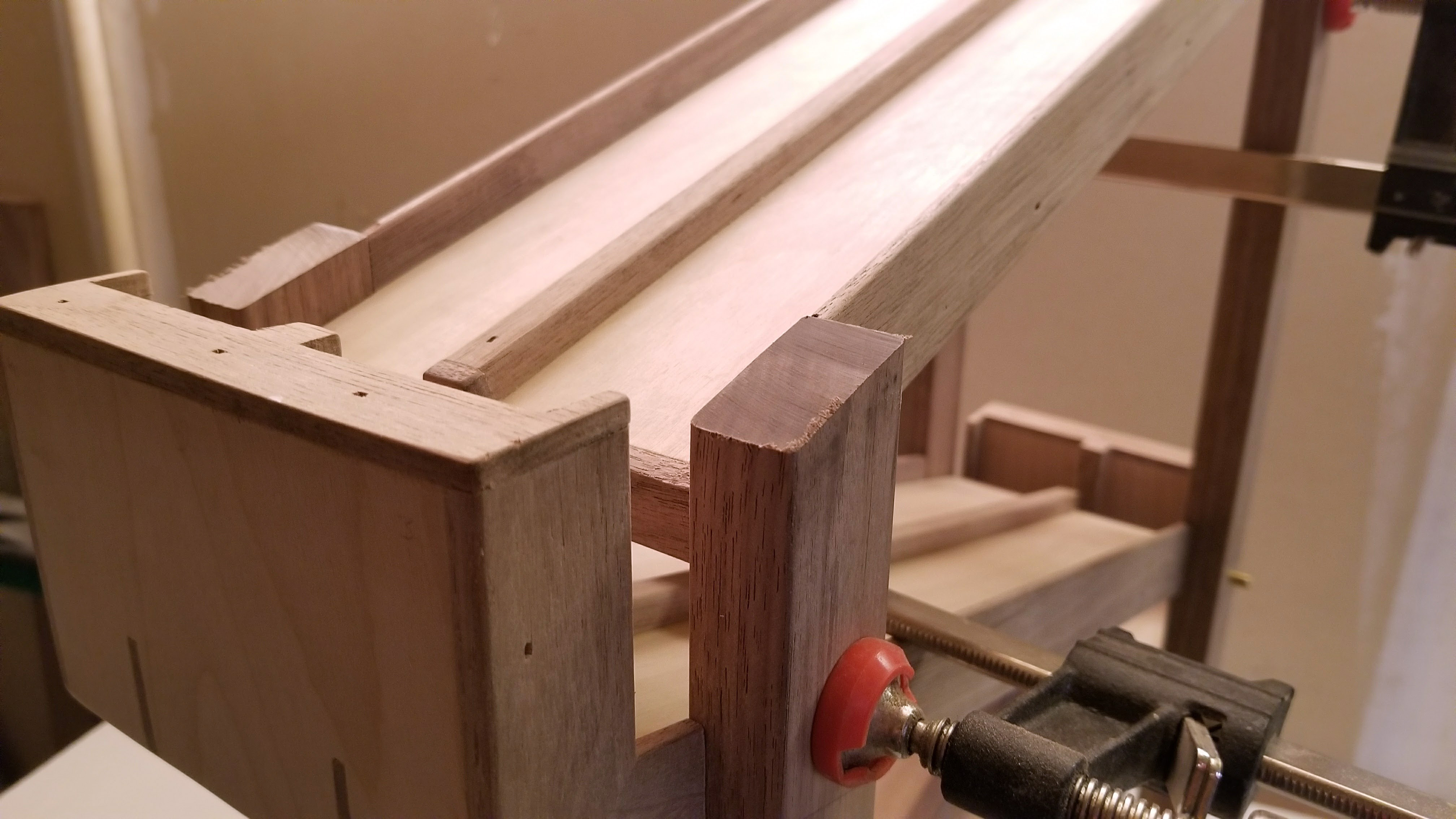 Picture of Drill Holes for Pins
