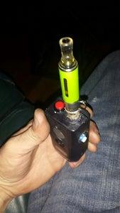 Diy E-cigarette