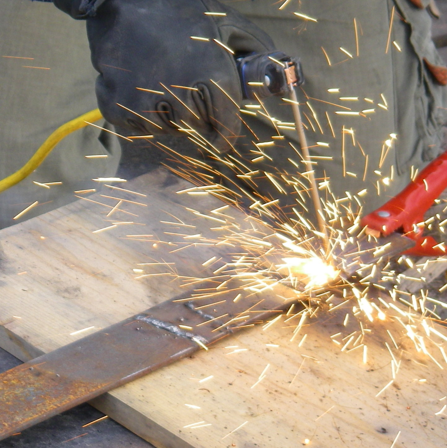 Picture of Welding Tests