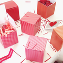 PRINTABLE GIFT BOXES – HEART PATTERN