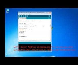 NodeMCU - MQTT Basic Example
