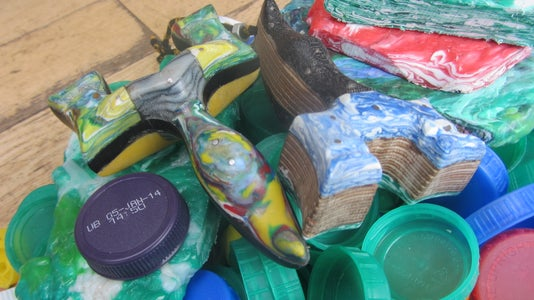 How to Recycle Bottle Lids Into Slingshots