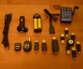 Make Your Own USB Adapters
