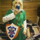 Low-Budget Link Costume (The Legend Of Zelda)