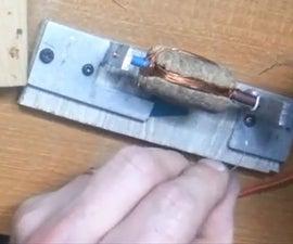 Electric Motor DIY