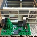 Lego Simple House