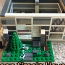 Lego Simple House
