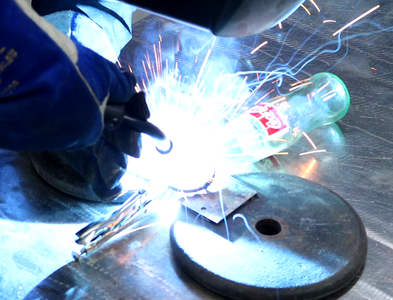 Weld the Ring