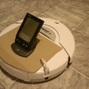 Control your iRobot Create with a Palm Pilot