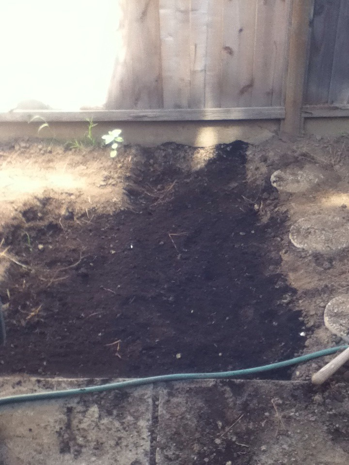 Picture of Putting Good Soil