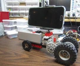 DIY Motorized LEGO Camera Dolly