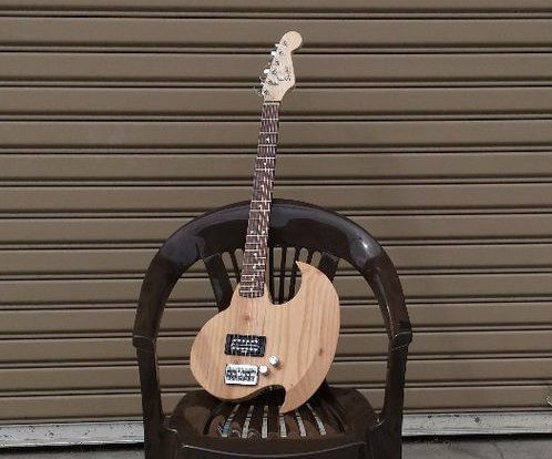 Disabled Heroes Guitar