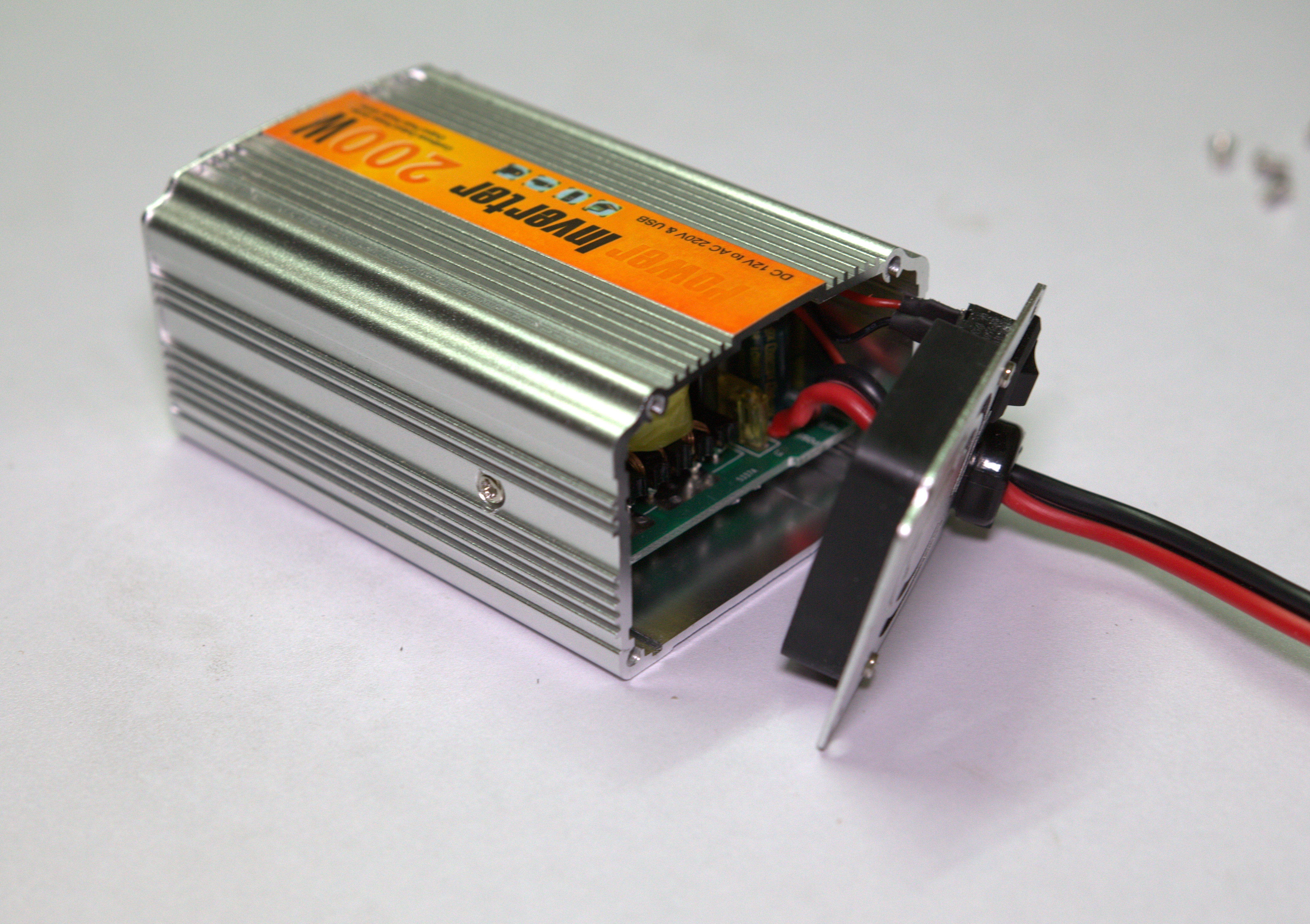 Picture of Intsall the Inverter
