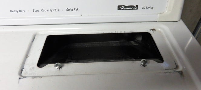 Close and Secure the Top of the Dryer