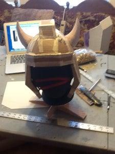 Helmset: Horns