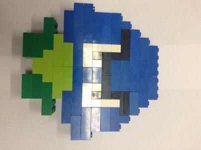 Lego Goomba