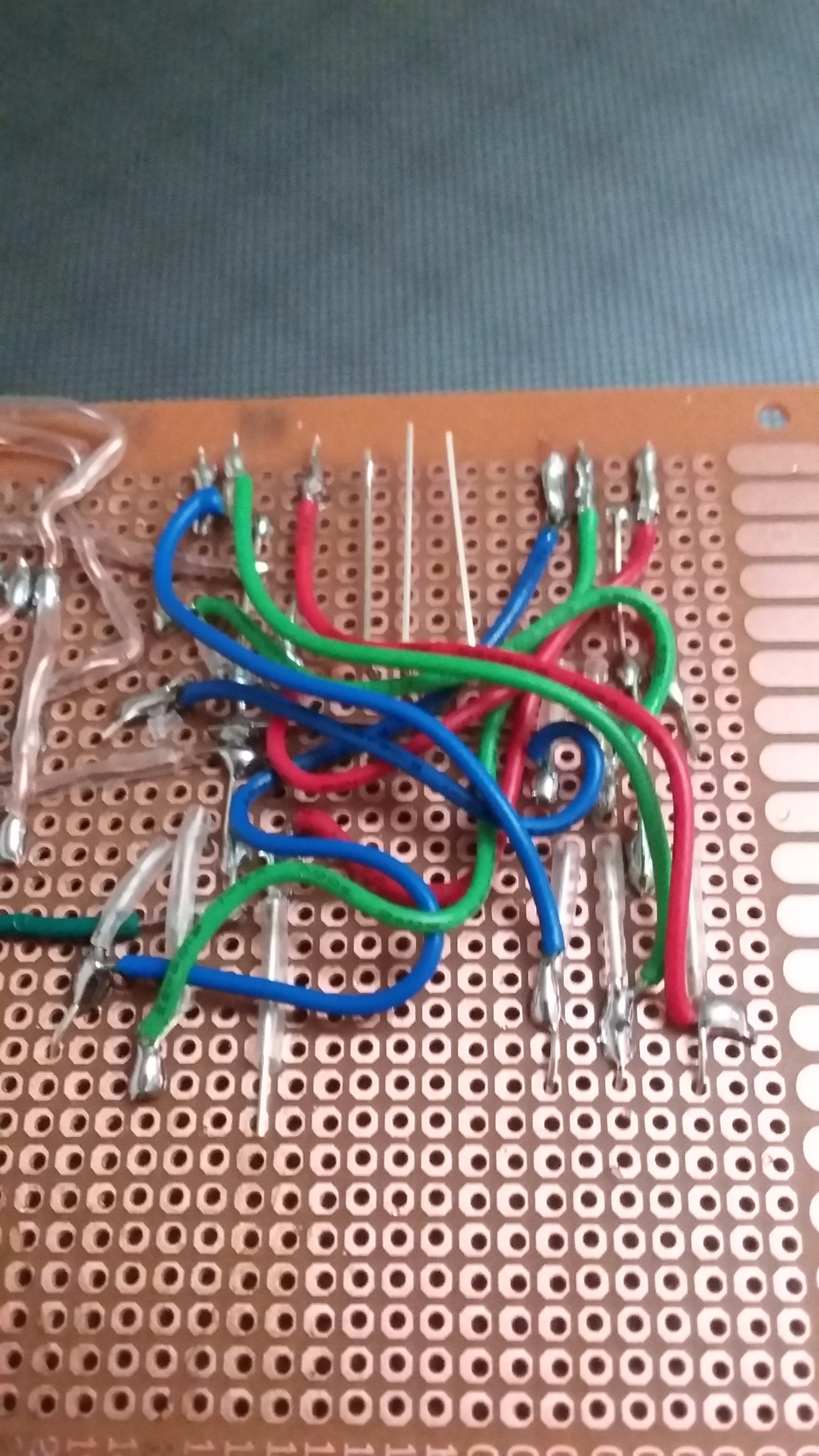 Picture of Install the Rotary Switch