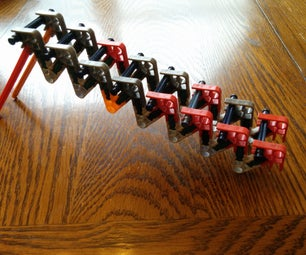 K'nex Ball Machine Element Stairs