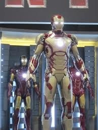 Picture of Iron Man Mk42 Cosplay