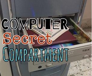 Computer Secret Compartment