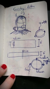 Sketching/tecnical Drawings
