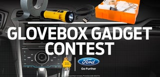Glovebox Gadget Challenge