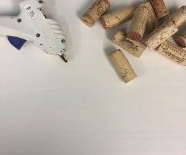 Wine Cork Creation