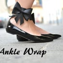 Bow Ankle Wrap