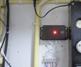 Wireless Doorbell Transmitter