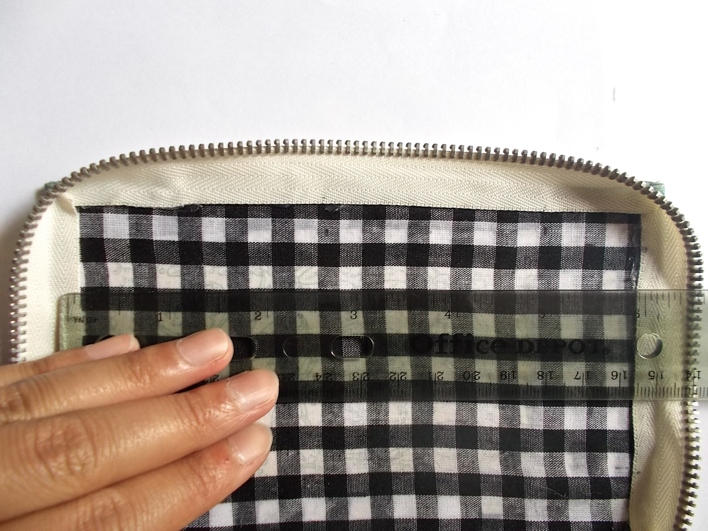 Picture of Measurements and Cutting Fabric