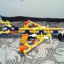 K'nex Airplane