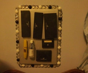 Another Magnetic Makeup Board