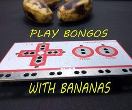 Play Bongos With Bananas