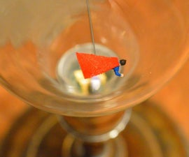 Superman in a Light Bulb