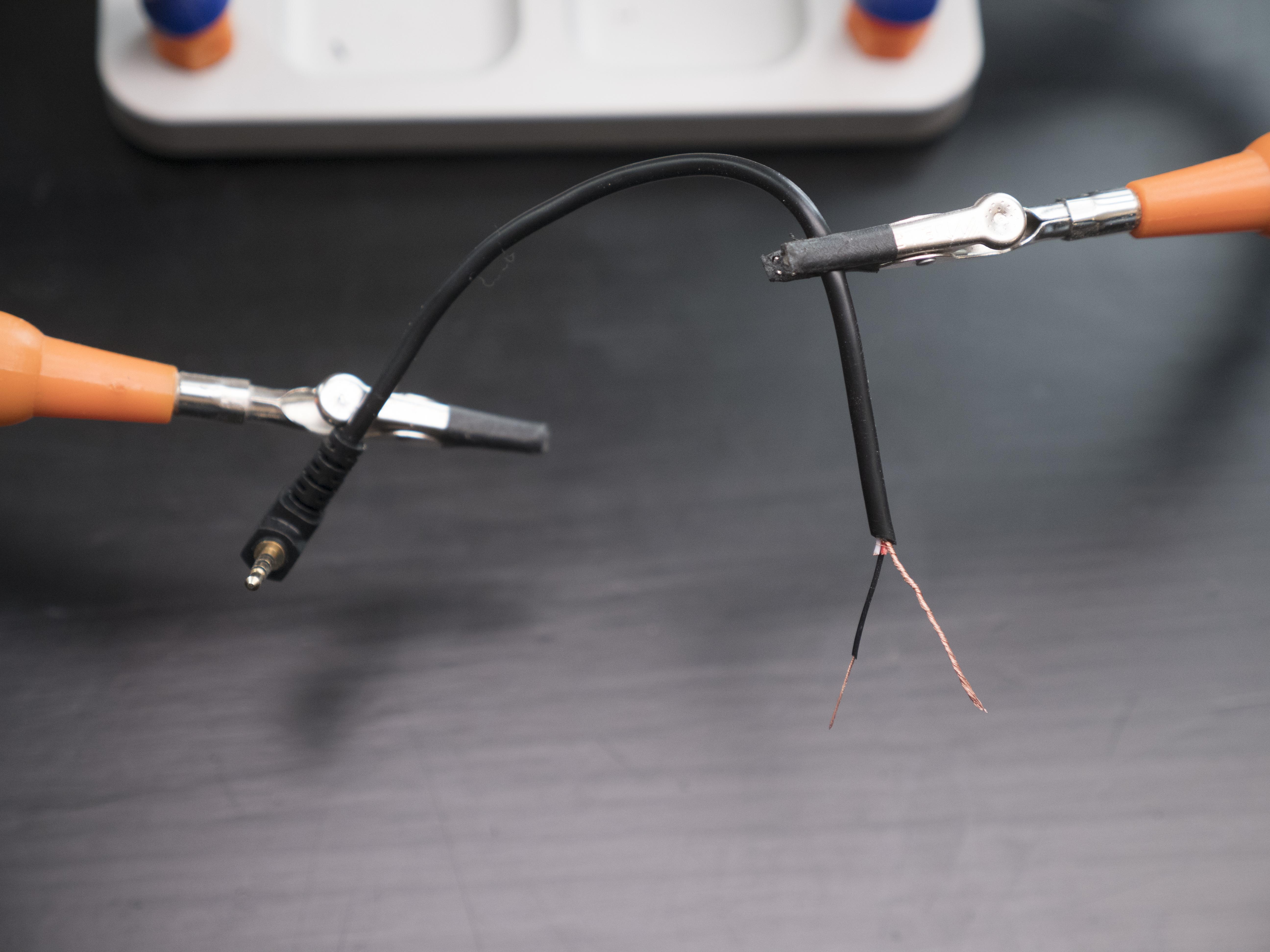 Picture of Prepare 2.5mm Connector